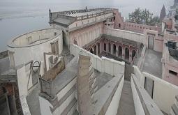 Astronomical Observatory in Man Mahal, Jantar Mantar Varanasi
