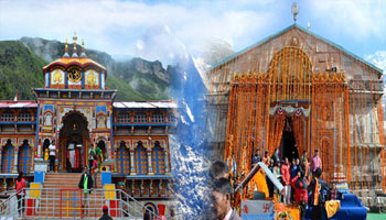Do Dham Yatra Packages in India