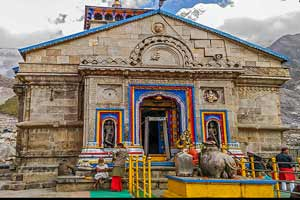 Kedarnath Temple Uttarakhand India