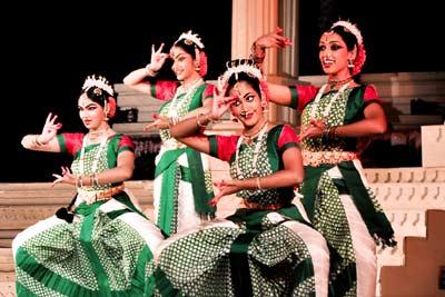 Khajuraho Dance Schedule