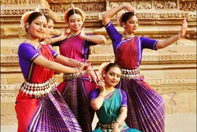 Khajuraho Dance Festival Tour Package from Varanasi, India