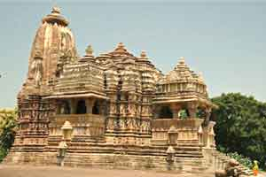 Central India Pilgrimage Tour with Khajuraho , Orcha,  Ujjain, Sanchi & Varanasi