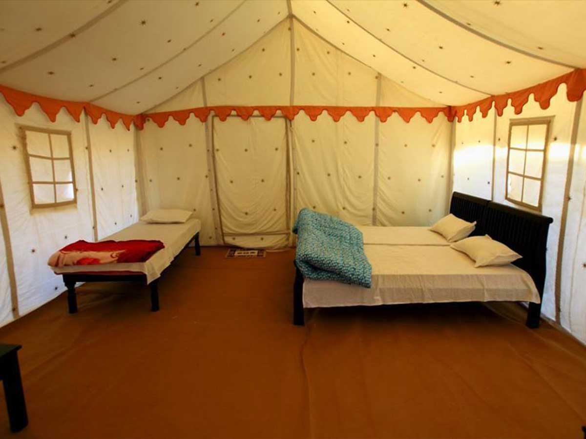 Ardh Kumbh Tent House in Allahabad