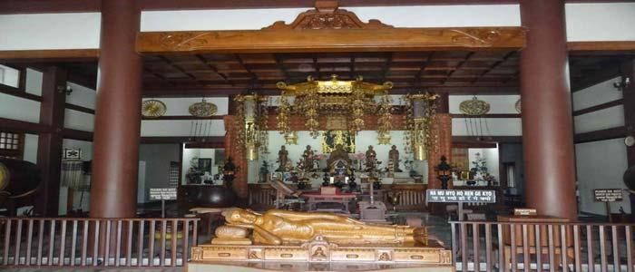 Kushinagar Buddha Temple