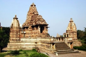 lakshmana temple western group temple khajuraho india