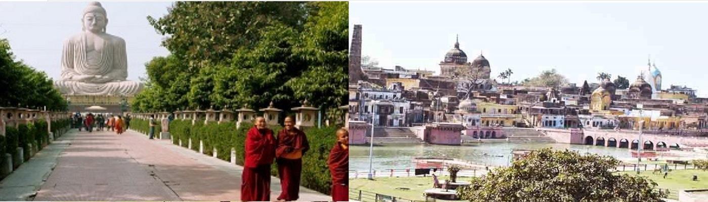 Lord Buddha Temple in Ayodhya