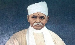Madan Mohan Malaviya in Varanasi India