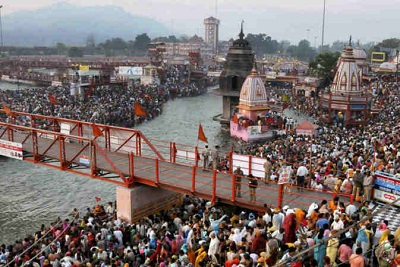 Maha Kumbh Mela 2021 Haridwar Tour Package with Rishikesh