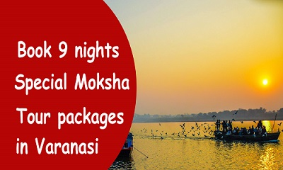 Moksha Tour Package Varanasi India