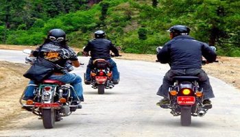Motor Cycle Tour Packages in Varanasi