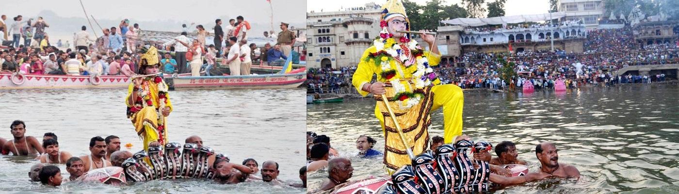 Nag Nathaiya in Varanasi