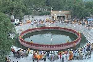 Naimisarany Pilgrimage tour Packages India