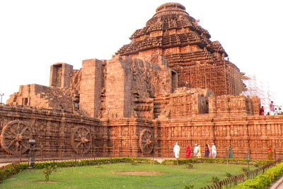 Golden Triangle Tour Package in Odisha, India