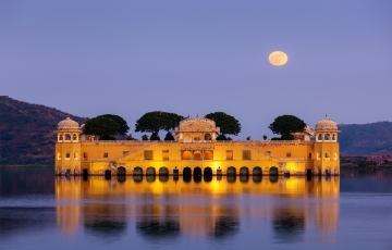Ajmer Tour Package from Delhi with Pushkar & Jaipur in India