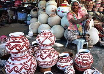 pottery tour