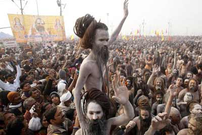 Prayag Ardh Kumbh 2019 Tour with Kashi Darshan Varanasi, India