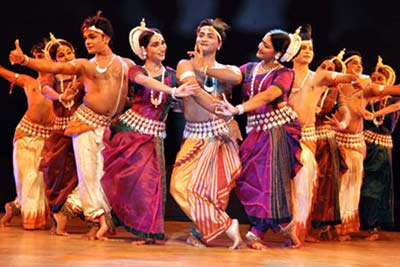 Rajgir Dance Festival Tour Package from Bodhgaya, India