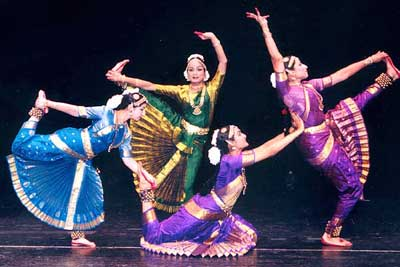 Package for Rajgir Dance Festival 2016
