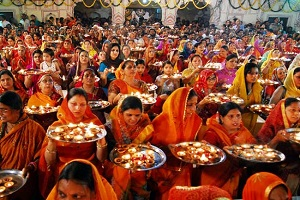 ram navmi celebrate in ayodhya india