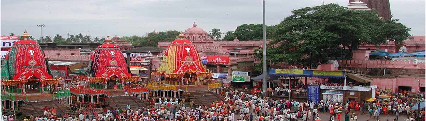 Tourist Places to visit in Puri, India