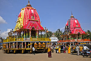 Puri Rath Yatra Special Package from Bhubaneswar, India
