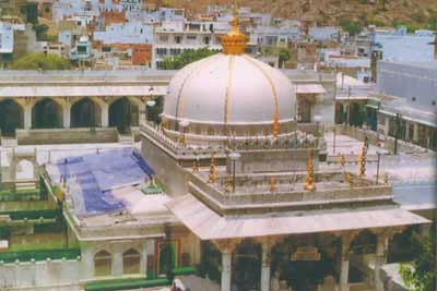 Religious Shrines in Ajmer India