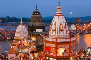 Rishikesh  Pilgrimage tour Packages India