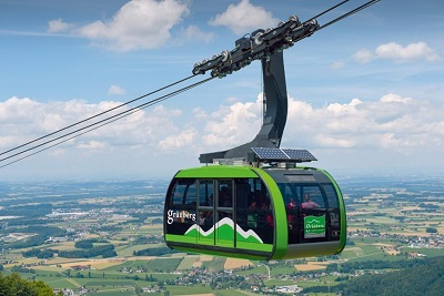 Varanasi plans cable cars as public transport