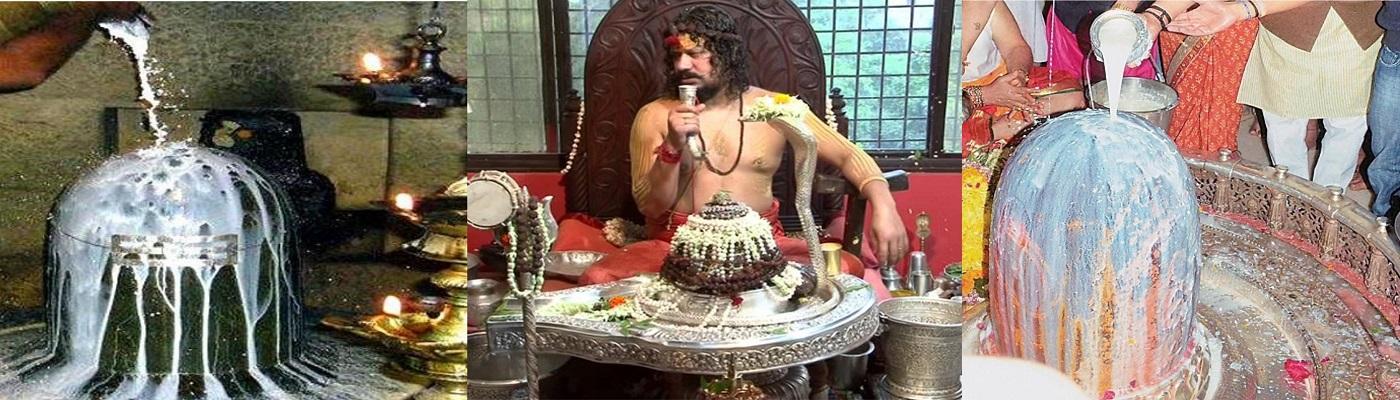 Maha Rudra Yajnam / Yajna / Rudrabhishek / Rudrabhishekam- Ritual, Significance & Process