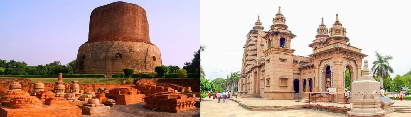 Tourist places of Sarnath will open from Monday in unlock