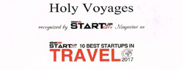 Holy Voyages Start Up India