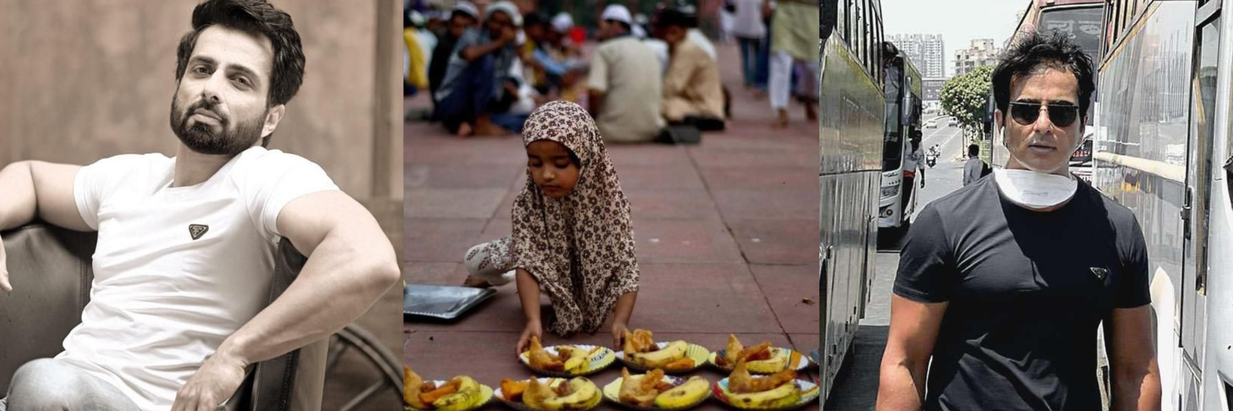 Varanasi: Sonu Sood ensures help to 350 boatmen