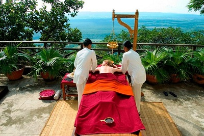 7 days Spa Therapy Holiday Tour packages in Northern India