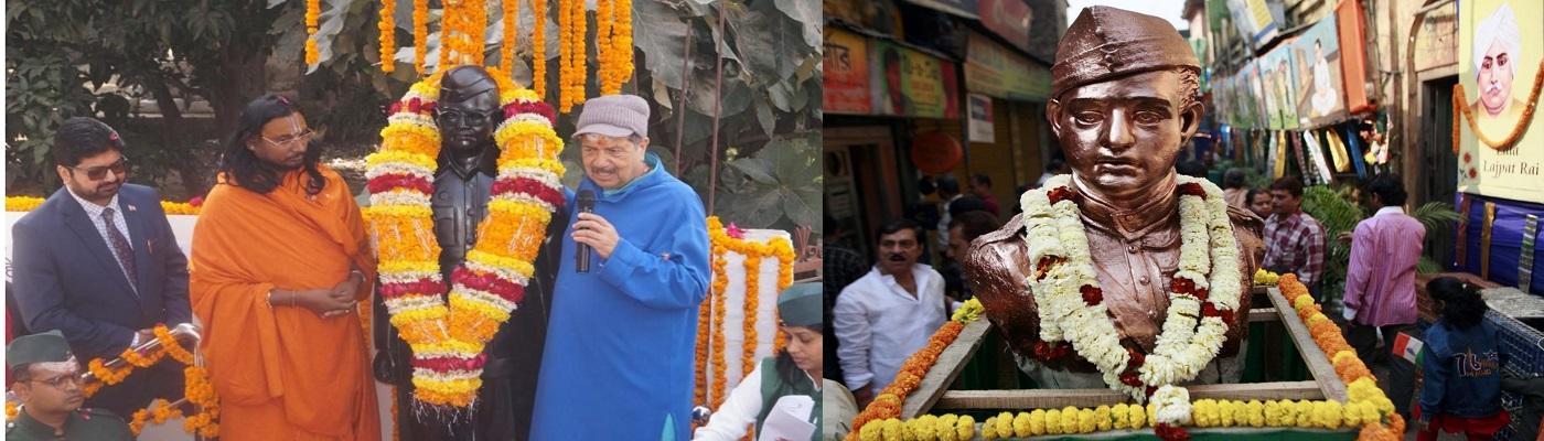 Subhas Chandra Bose temple to open in Varanasi