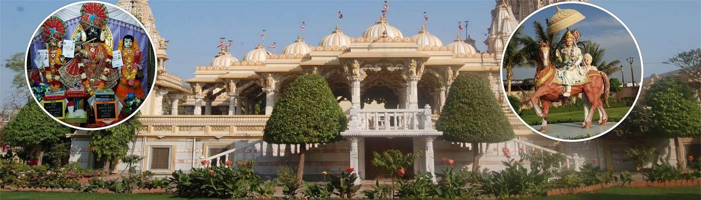 Chhapaiya – Swaminarayan Birth Place in Gonda, Uttar Pradesh, India