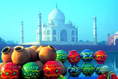 Taj Mahotsav Tour with Golden Triangle from Delhi