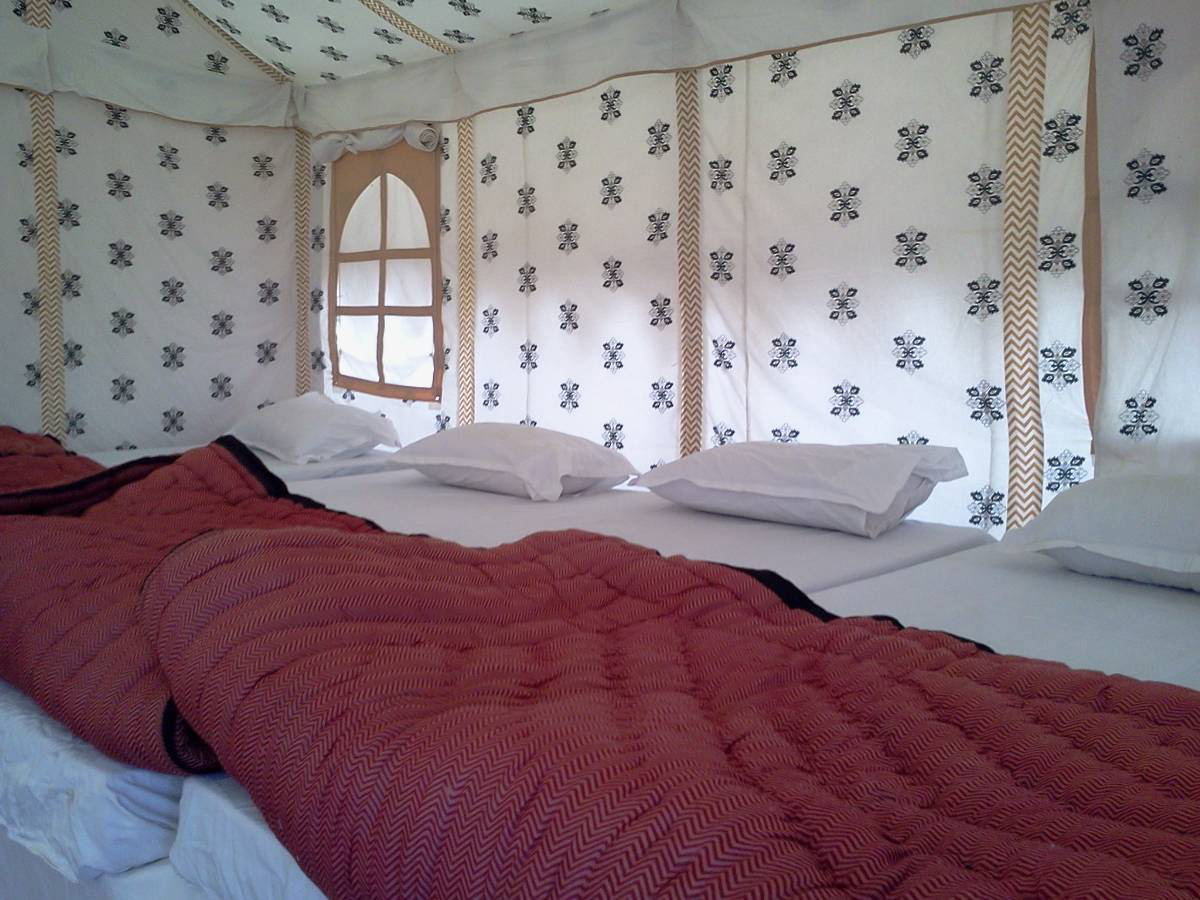 Dormitory Tents in Allahabad 2019