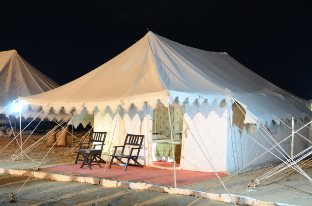 Deluxe Tents in Haridwar 2021