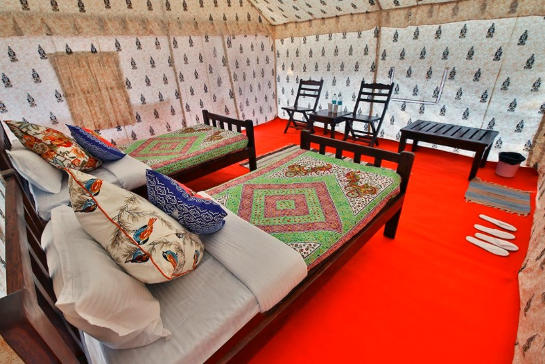 Tent House Room Ardh Kumbh in Allahabad