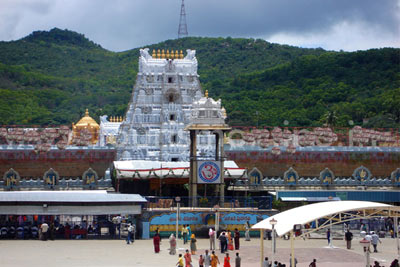 Tirupati Day Tour Package from Chennai, India
