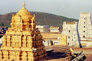 Tirupati Balaji Tour Packages Andhra Pradesh India