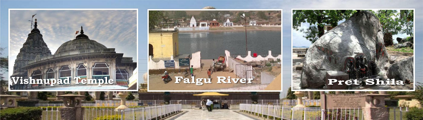 Tourist Attractions of Gayaji, Bihar, India