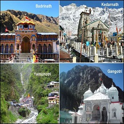 Chardham Tour Packages in India