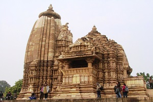 vamana temple eastern group khajuraho india