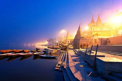 Personalized Ganga Arti Tour with Kashi Darshan in Varanasi, India