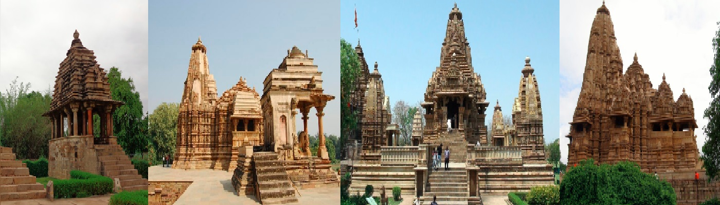 Western Group of Temples of Khajuraho, India